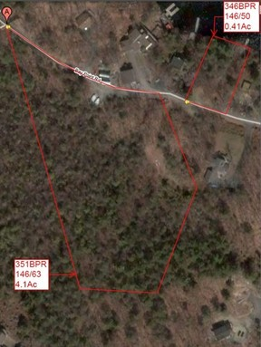 Lots And Land Sold: 351 Bay Point Rd.