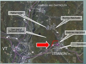 Lebanon NH Commercial Listing Active: $6,450,000