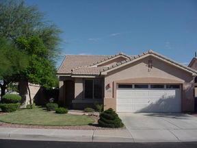 Residential Sold: 1546 E. Megan St.