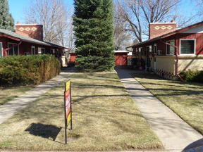 Residential Sold: 602-604 Longmont Avenue