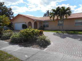 Single Family Home Sold: 3553 NW 26th Ct.