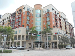 West Palm Beach FL Condo For Rent: $1,335