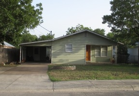 Residential Sold: 327 Guadalupe Street