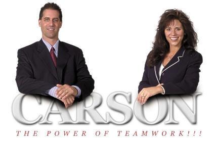 Timothy & Renee Carson, Realtors