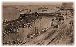 Galveston Harbor, 1904