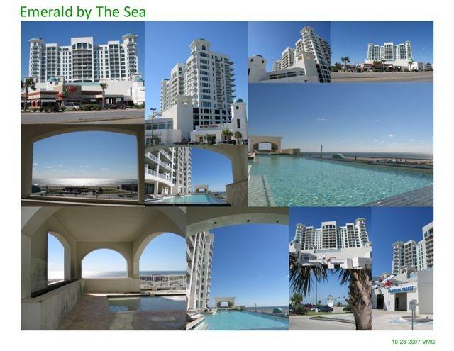 Galveston Condo - Emerald by the Sea