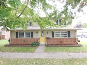 Knightstown IN Residential Active: $139,900