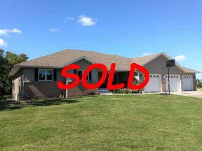 Single Family Home Sold: 17784 400th St,