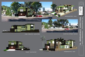 Oceanside CA New Construction Active: $750,000