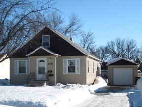 Residential Sold: 316 2nd St. S.