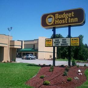 Commercial Active: Budget Host Inn