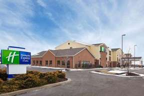 Commercial For Sale: Holiday Inn Express & Suites