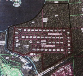 Lots And Land Active: 10007 W. Yachtclub Path