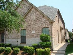Frisco TX Residential Active: $2,000
