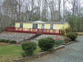 Residential Sold: 402 Charlotte Dr.