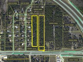 Lots And Land Active: 8477 Bayshore Rd