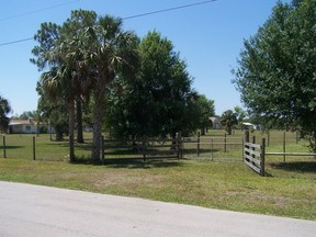 Lots And Land Sold: 15050 ORANGE RIVER RD.