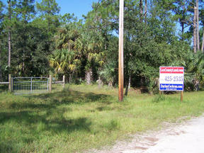 Lots And Land Sold: 19051 Matt Rd.