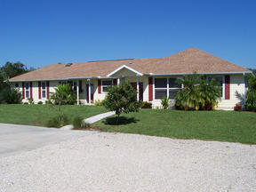 Residential Sold: 4400 Fort Denaud Rd.