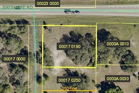 Lots And Land Active: 9400 Bayshore rd.