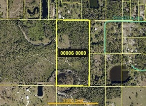 Lots And Land Under Contract: 0000 ACCESS UNDETERMINED
