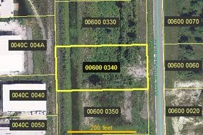 FORT MYERS FL Commercial Listing Under Contract: $129,000