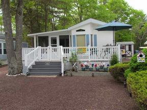Dennisville NJ Mobile Home For Sale: $92,000