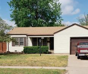 Wichita KS Single Family Home Sale Pending: $50,000