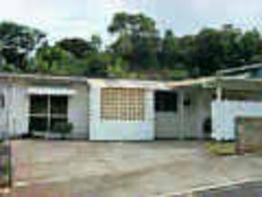 Residential Sold: 2368 Ahaihi St