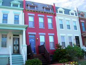 Residential Sold: 640 East Capitol St SE
