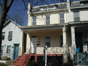 Residential Sold: 1418 G Street