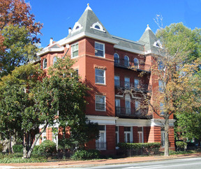 Residential Sold: 1020 East Capitol Street Northeast #2