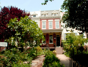 Residential Sold: 1362 East Capitol St NE