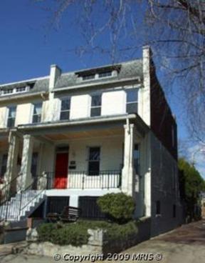 Residential Sold: 1420 G Street SE