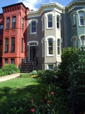Residential Sold: 912 East Capitol Street