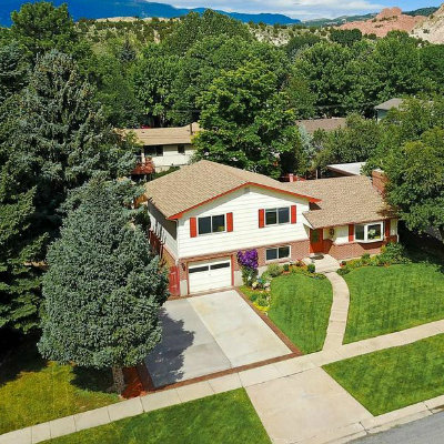 Homes for Sale in Downtown Colorado Springs, CO