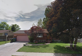 Single Family Home Sold: 400 S 600 E
