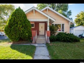 Single Family Home Sold: 555 E 200 N