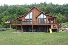 Single Family Home Sold: 488 NYS Rte 9N (Hague Rd)
