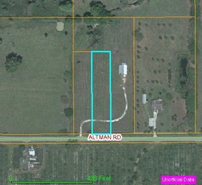 Lots And Land Sold: 1171 Altman Road