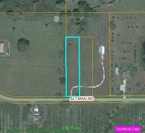 Lots And Land Sold: 1167 Altman Road
