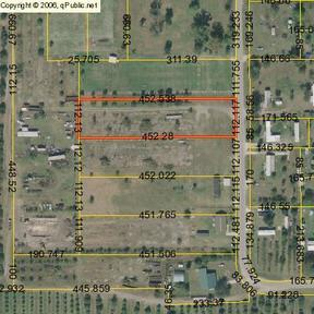 Lots And Land Sold: 1593 Old Bradenton Road