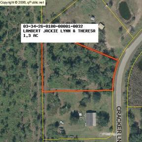 Lots And Land Sold: 513 Cracker Lane