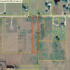 Lots And Land Sold: 1543 KAZEN ROAD