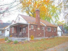 Residential Sold: 1801 Shroyer Road