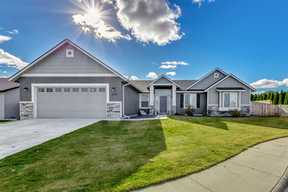 Nampa ID Single Family Home Sold: $0