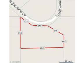 Lots And Land Sold: 6841 Tanglewood Dr