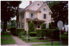 Residential Sold: 172 N. Fulton Street