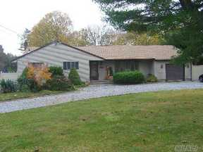 Lease/Rentals Rented: 428 Moriches Rd