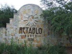 Lots And Land Sold: 14445 Santa Rita